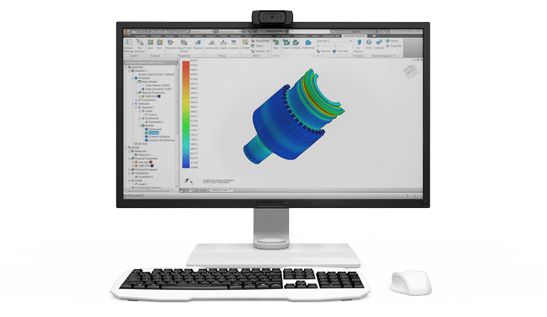 Nastran FEA Analysis Software is part of our Perth Consignment Drafting and Engineering Services
