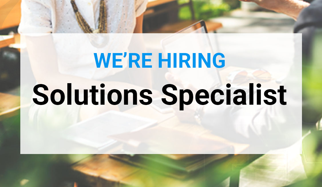 Solutions Specialist