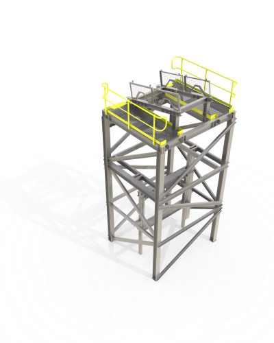 Custom Conveyor Take-up