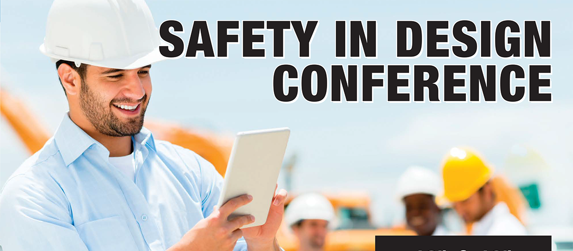 Join us at the Safety in Design Conference in November