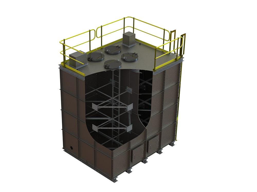 Fire Water Tank Sfdesign
