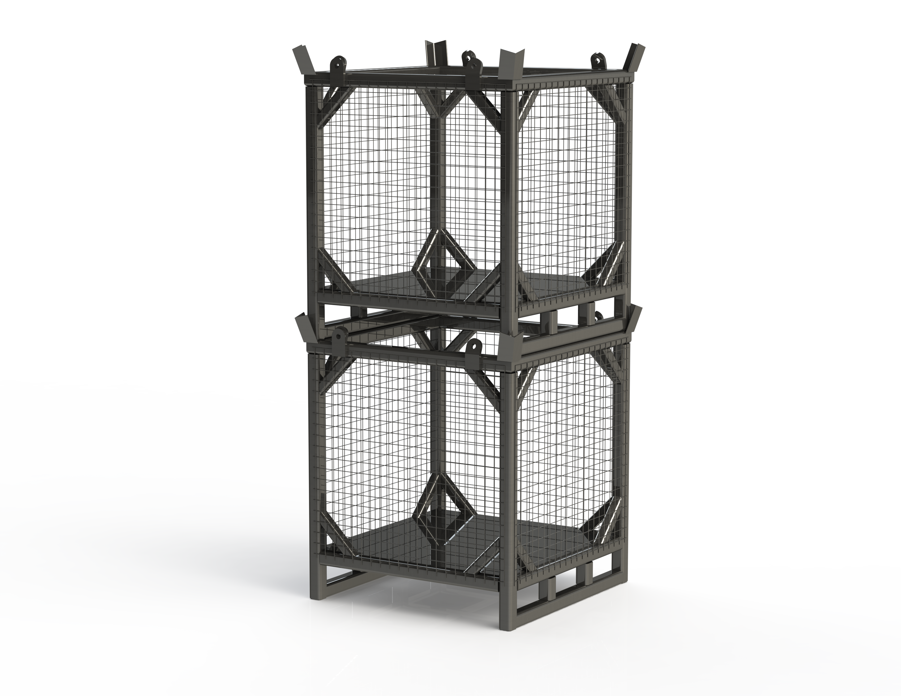 Stackable Transport Cage